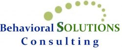 Behavioral Solutions Consulting